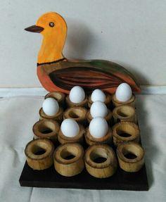 Porta huevos..,Q 45.00