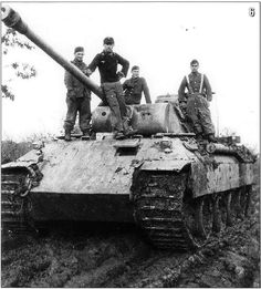 """SdKfz 171 Panzer V """"Panther"""" 