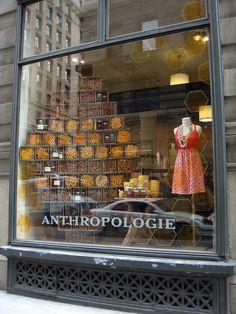 anthropologie window displays | Anthropologie Window Display | Flickr - Photo Sharing!