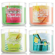 Bath & Body Works Spring 2013 Candles NEW to shop! Come on in- buy 2 shower gels, get one mini candle free!  For limited time