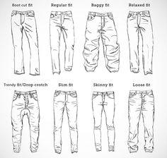 Как выбрать джинсы: шпаргалка