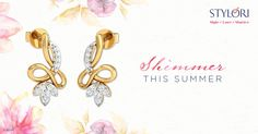 She lighted up the room with her shimmering twirls.  http://www.stylori.com/jewellery/earrings/diamond/Ciona-Drops  #Stylori #Love #Stories #Diamonds