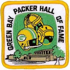 hall of fame patch,lambeau field green bay wisconsin,green bay packers