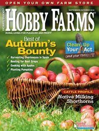 We love Hobby Farms magazine!