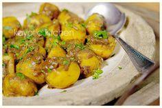 potato curry masala