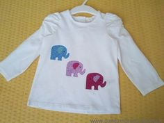 decorating a T-shirt for my little girl with glitter sheets My Little Girl, Little Girl Dresses, Graphic Sweatshirt, T Shirt, Diy Crafts For Kids, Clever, Glitter, Crafty, Decorating