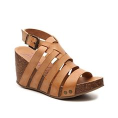 01337faa92 Blowfish Herz Wedge Sandal Blowfish Shoes, I Love My Shoes, Business Women,  Summer