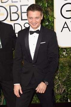 Jeremy Renner Photos - 72nd Annual Golden Globe Awards - Arrivals