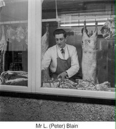 Our local butcher Teynham