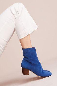 Farylrobin Garda Suede Ankle Boots | Anthropologie