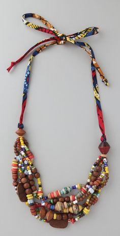 Necklace inspiration #jewelry