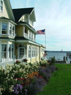 Bay View B in Mackinaw Island...the best!