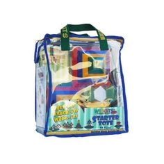 Amazon.com: WEDGiTS 20-Piece Starter Tote: Toys & Games