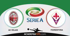 Milan vs Fiorentina: O Milan irá receber a Fiorentina, em mais um jogo válido pela 8ª jornada da Série A. Fora das competições europeias desta época, Milan  http://academiadetips.com/equipa/milan-vs-fiorentina-serie-a-italiana/