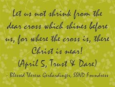 April 5, Trust & Dare