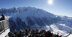 Another stunning view in Chamonix! and a nice little resort guide from In The Snow Magazine.