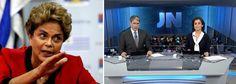 Dilma questiona silêncio da mídia em confissão de Temer sobre o golpe