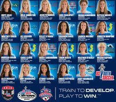 us women's world cup roster - Google Search