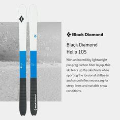 Black Diamond Helio 105 Ski