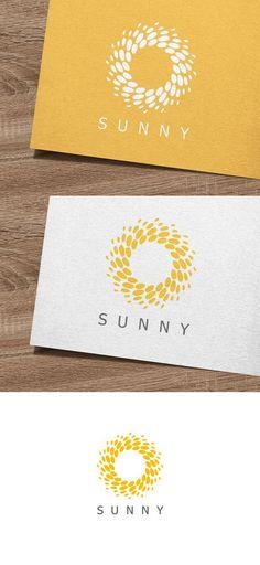09b8ea9430 10 Best Sunny! Logo Design images