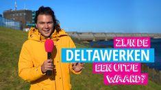 Deltawerken in Zeeland | Is Het Een Uitje Waard? Rain Jacket, Windbreaker, Films, Water, Youtube, Jackets, Movies, Gripe Water, Down Jackets
