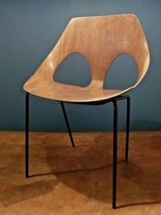 C3 Jason Chair, Carl Jacobs for Kandya