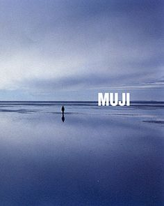 Muji - The first art director was Ikko Tanaka. In 2001 Kenya Hara, an internationally recongnised graphic designer and curator took over as art director.