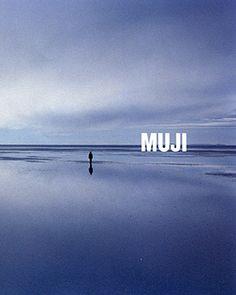 Muji - The first art director was Ikko Tanaka. In 2001 Kenya Hara, an internationally recongnised graphic designer and curator took over as art director.
