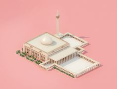 Grand Mosque of Kuwait on Behance
