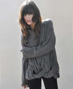 Bodkin Oversized Sweater [loving this for fall]