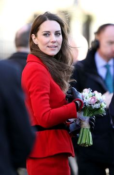 Kate Middleton Photo - Prince William and Kate Middleton at the University of St. Andrews