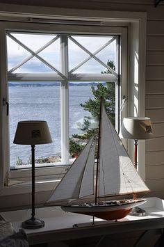 Large model sail boats