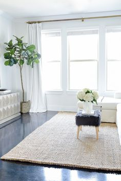 Living Room Decoration Ideas For The Black And White Lovers – Home Decor Village Home Decor Bedroom, Living Room Decor, Bedroom Ideas, Master Bedroom, Cheap Home Decor, Diy Home Decor, Ikea, Farmhouse Side Table, Home Goods Decor