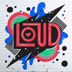 824 Likes, 21 Comments - Mel Cerri Typographic Design, Typography, Lettering Design, Hand Lettering, Different Alphabets, Instagram Wall, Funky Art, Graphic Design Inspiration, Design Ideas