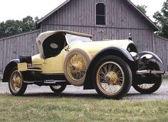 1923 Kissel Model 45 Gold Bug Speedster -  (Kissel Motor Car Company, Hartford, Wisconsin 1906-1930