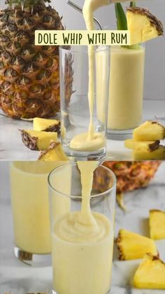 Fancy Drinks, Alcoholic Drinks For Summer, Blended Alcoholic Drinks, Brunch Drinks, Mix Drinks, Summer Cocktails, Cocktail Drinks, Alcohol Drink Recipes, Tropical Drink Recipes