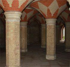 The Old Subway at Crystal Palace.