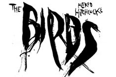 alfred hitchcock the birds poster - Google Search