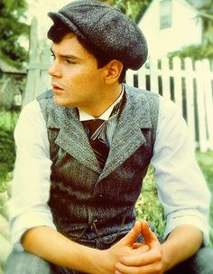 Gilbert Blythe - the 12 year old girl in me is still in love with Gilbert.