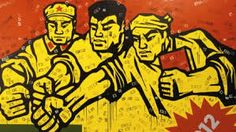 pop artist wang guangyi pictures - Google Search Saatchi Gallery, Pop, Artist, Pictures, Fictional Characters, Google Search, Photos, Popular, Pop Music