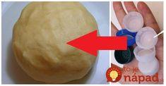 Zemiakový chlebík skoro bez práce: Len zamiešať, dať do rúry a máte hotovo - vydrží až do Silvestra! Kefir, Dairy, Cheese, Food, Essen, Meals, Yemek, Eten