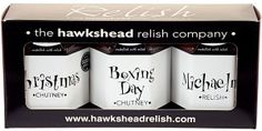 Hawkshead Relish Christmas Essentials featured in the Sempery Magazine Christmas Gift Guide for Food and Drink...