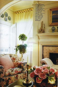 ♥Am drawn to high ceilings and light coming through doors and windows.  This is comfort