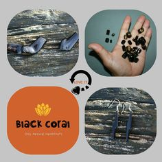 @BlackCoral4you  black coral jewelry handcraft pendants, earrings, beads, necklaces   http://blackcoral4you.wordpress.com/necklaces-io-collares/stock/ pendientes de coral negro, cuentas, collares, joyeria hecha a mano  mail: blackcoral4you@galicia.com Galicia - SPAIN 100% HandMade #necklaces #coral #necklaces #joya #beads  #black #jewellery #brazaletes #diy #cuentas #corail #corallo #natural #925 #sterling #DIY #corail #nero #noir