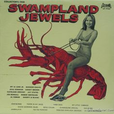"""Swampland Jewels.  A nice collection of great New Orleans tunes.  I'm particularly fond of Cleveland Crochet's """"Sugar Bee"""""""
