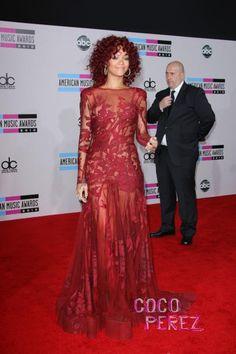 Favorite Rihanna Dress - Elie Saab
