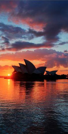 The Sydney Opera House, Australia, by Trey Ratcliff