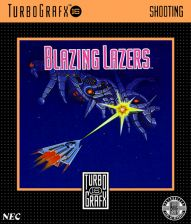Play Blazing Lazers (NEC TurboGrafx 16) online | Game Oldies