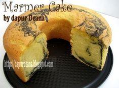 dapur Deana: ~ Marmer Cake ~