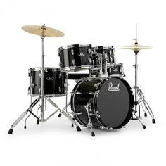 Pearl RS585C-C31 Roadshow drumstel Jet Black